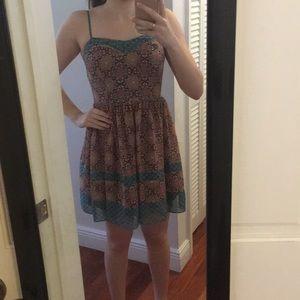 Beautiful patterned dress